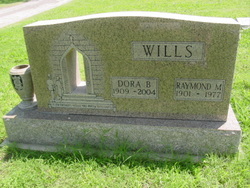 Raymond Marshall Wills