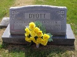 Ernest W Dyott