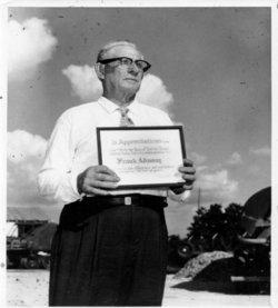 Frank Francis Adaway