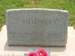 Dr Bartemus Montgomery Ballenger