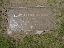 Elmo Franklin Abel