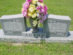 Billie Lou <i>Birkhead</i> Adams