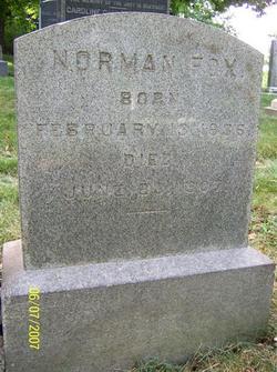 Rev Norman Fox