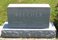 Esther Catherine <i>Bickett</i> Beecher
