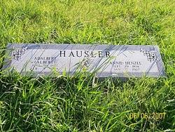 Annie <i>Henzel</i> Hausler