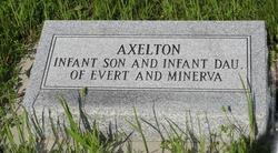 Infant Daughter Axelton