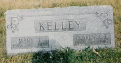 Mary Jane <i>McBain</i> Kelley