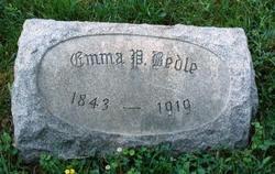 Emma P. <i>Van Pelt</i> Bedle