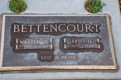 Erma Dorothy <i>Vargas</i> Bettencourt
