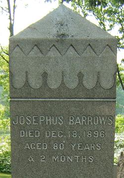 Josephus Barrows