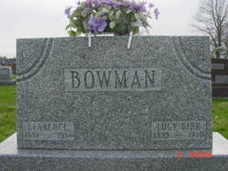 Clarence Lemuel Bowman
