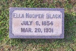 Ella <i>Hooper</i> Black
