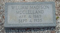 William Madison McClelland