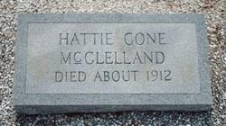 Mahitable Hattie <i>Cone</i> McClelland