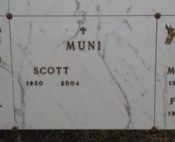 Scott Muni