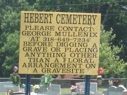 Hebert Cemetery