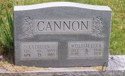 William Fern Cannon
