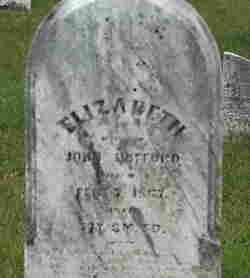 Elizabeth <i>Houx</i> Hufford