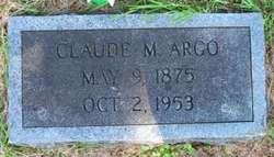 Claude Manual Argo