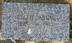 Elizabeth B. Lizzie Argo