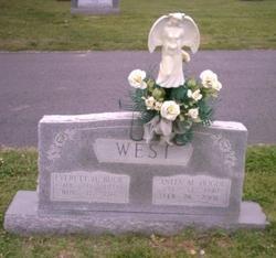 Anita Marie <i>Hogue</i> West