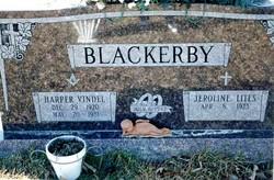 Harper Vindel Blackerby