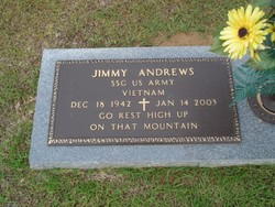SSGT Jimmy Jim Andrews
