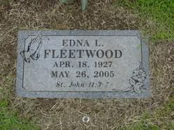 Edna L. Fleetwood