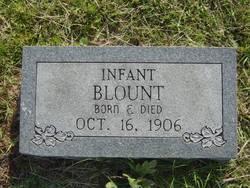 Infant Blount