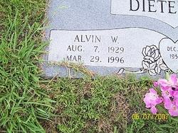 Alvin W Dieterich