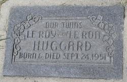 LeRon Huggard