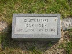 Gladys <i>Parker</i> Carlisle