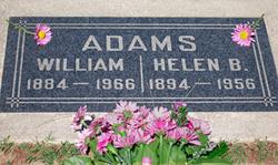 Helen Frances <i>Brownlow</i> Adams