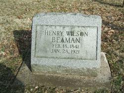 Henry Wilson Beaman