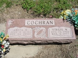 Virgil William Cochran
