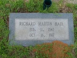 Richard Martin Hall