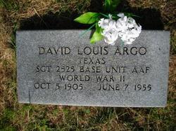 David Louis Argo