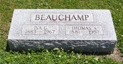 Iva G. <i>Chapman</i> Beauchamp