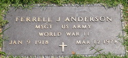 Ferrell J Andy Anderson
