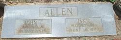 John C Allen