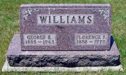 Florence F. <i>Hollingsworth</i> Williams
