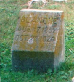 Blanche Carleton