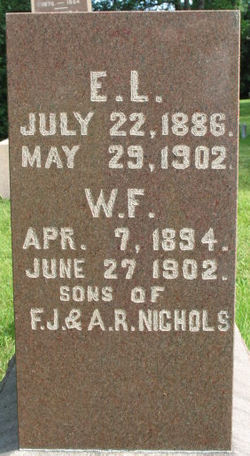 Walter F. Nichols