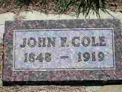 John Ford Cole
