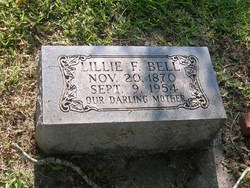 Lillie Taylor <i>Fulford</i> Bell