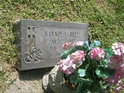 Nannie Virginia Bell