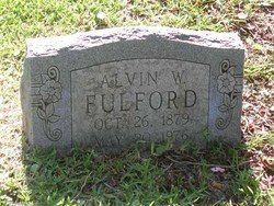 Alvin Willis Fulford