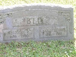 Theodore Roosevelt Bell