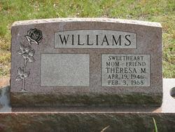 Theresa M. Williams