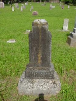 Eliza Jane <i>Graves</i> Christie
